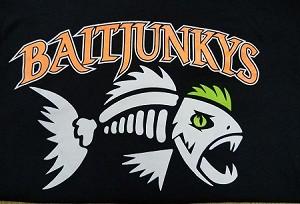 Baitjunkys T-Shirt (Youth)